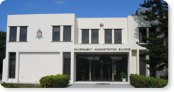 Lands Office, Cayman Brac